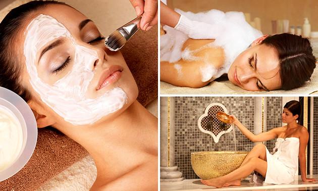Entree hamam + gezichtsmasker