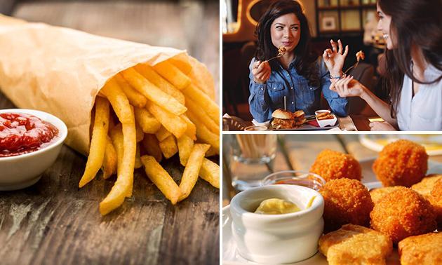 Complete high friet