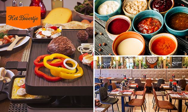 Afhalen: luxe gourmetpakket voor 4 bij Het Broertje