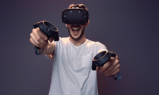 VR-experience (1 of 2 uur)