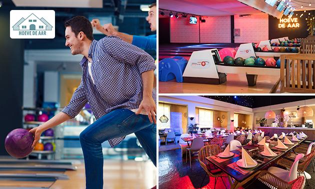 2 Stunden Bowling (1 - 8 Personen)