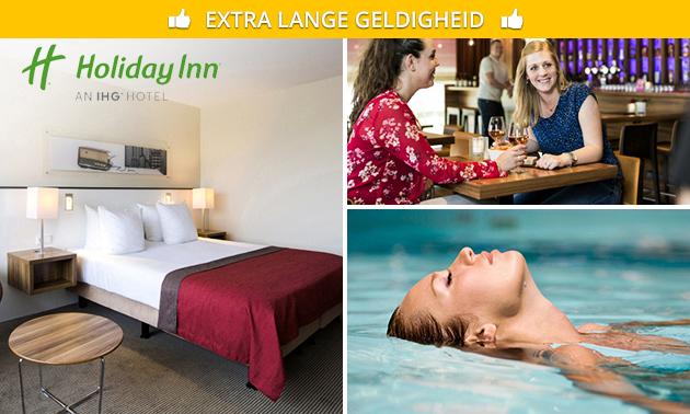 Overnachting voor 2 + ontbijt + drankje in hartje Eindhoven