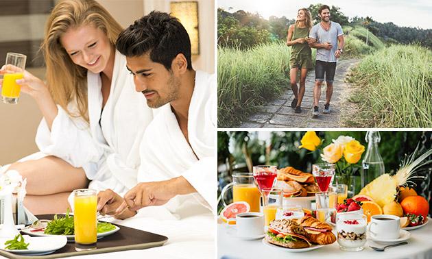 Übernachtung + Frühstück für 2 im Herzen Venrays