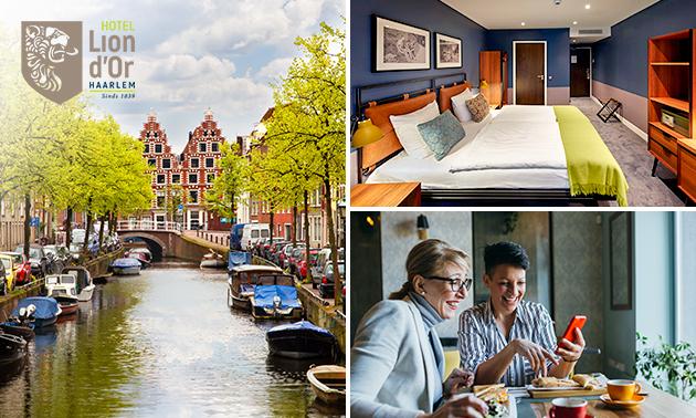 Hotel Lion d´Or Haarlem