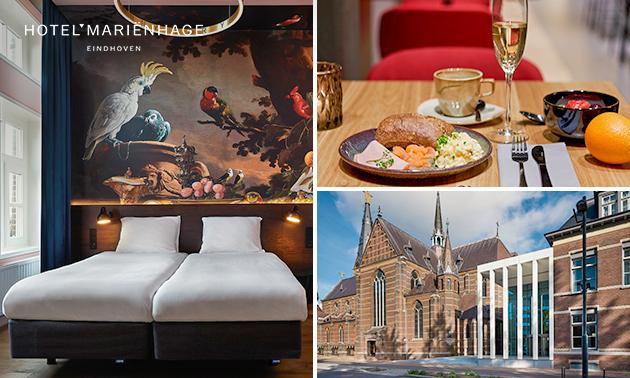 Übernachtung für 2 im Herzen von Eindhoven