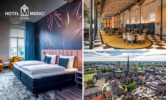 Overnachting voor 2 + ontbijt in Zuid-Limburg