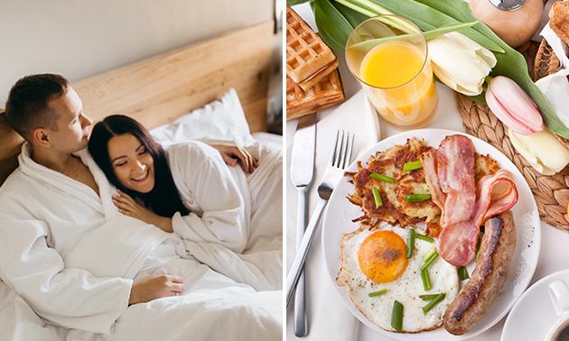 Übernachtung(en) am Rursee + Frühstück für 2