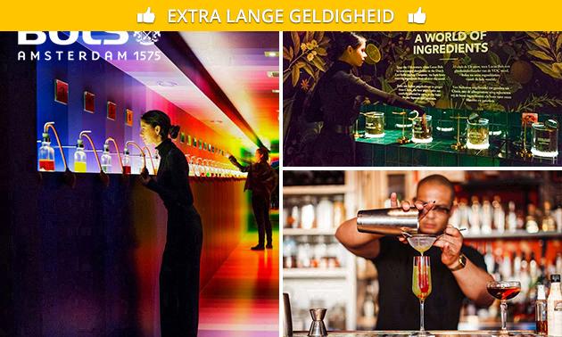 Cocktail & Genever Experience + cocktail naar keuze