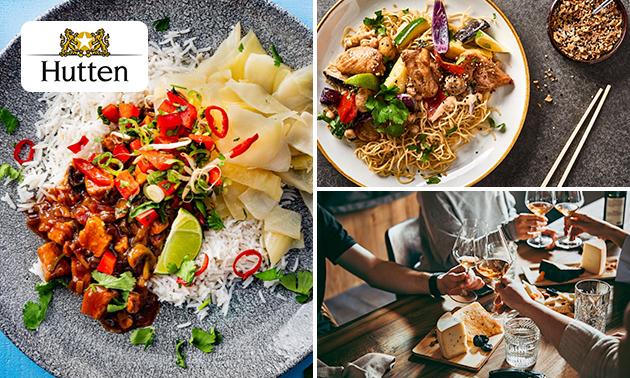 Afhalen: luxe maaltijd naar keuze