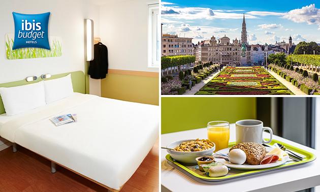 Übernachtung für 2 + opt. Frühstück in Brüssel