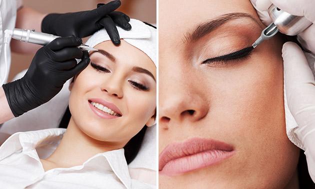 Permanente make-up bij Inky Beauty Lounge