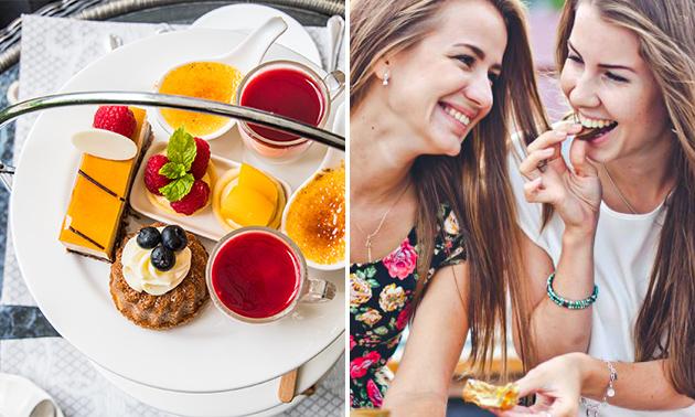 Afhalen: high tea bij Intersport Café by Coffee & More