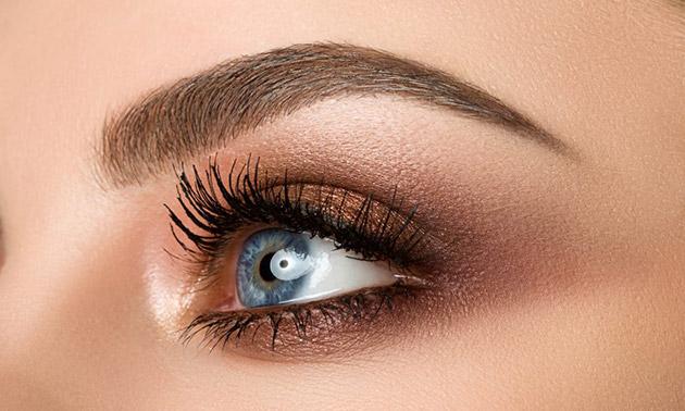 Permanente make-up + evt. nabehandeling