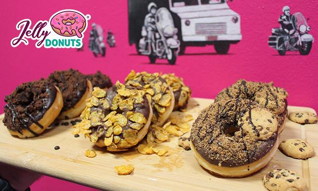 Zum Abholen oder Liefern: 6er oder 12er Donutbox