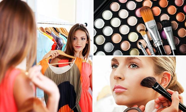 Workshop kleurenanalyse + make-upadvies