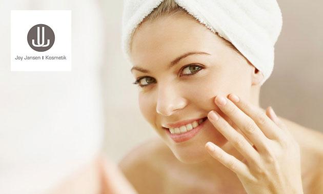 Gesichtsbehandlung + Hauttyp-Beratung (65 Min.)