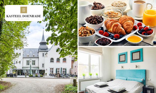 Übernachtung für 2 + Frühstück + Late Check-out in Südlimburg