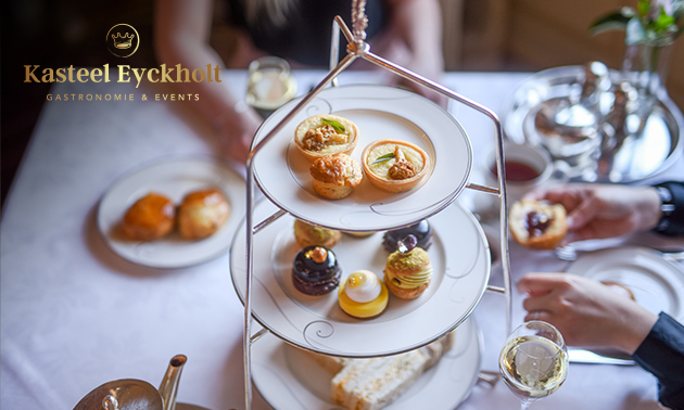 Thuisbezorgd of afhalen: luxe high tea van patissier Wouter
