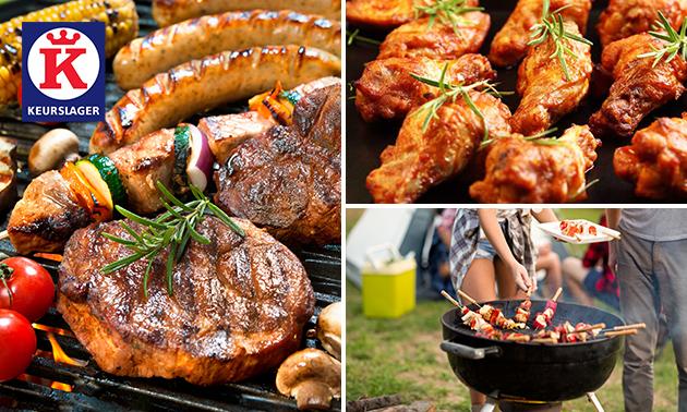 Afhalen: BBQ-pakket voor 4 personen bij R. Groeneveld
