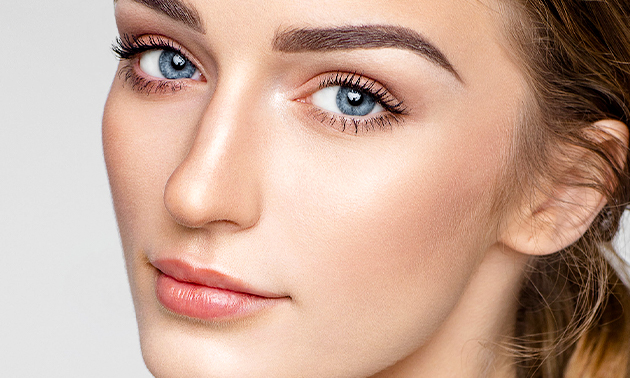 Henna brows of wimperlifting