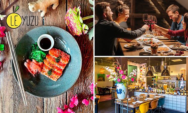 Afhalen: Japans shared dining-diner (12 gerechtjes)