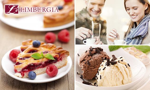 Sweet tea bij Limburgia