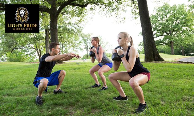 10-strippenkaart outdoor training