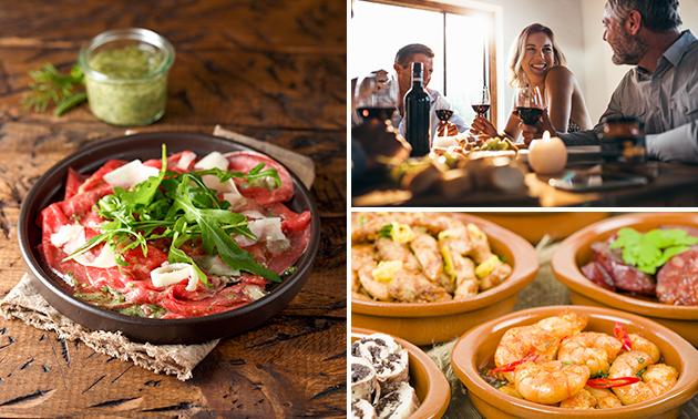 Afhalen: shared dining-diner (9 gerechtjes) van L´Orangerie