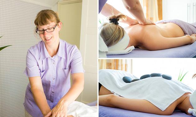 Wellnessmassage naar keuze (60 min)