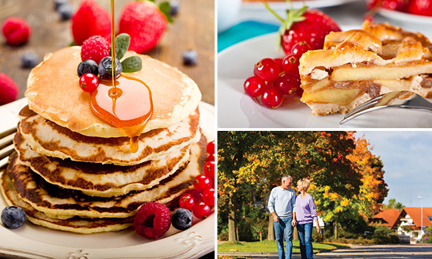 Wandelarrangement + All-You-Can-Eat pannenkoeken