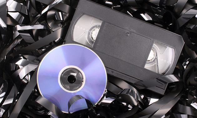 Videokassetten auf DVD überspielen