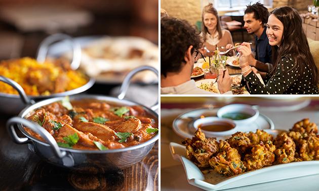 4-Gänge-Menü bei Mahi Exotic Indian Restaurant