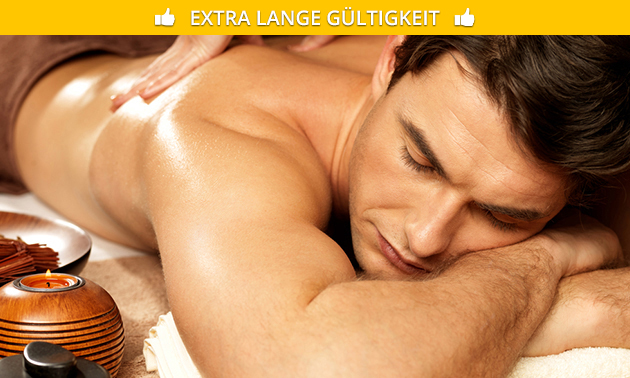 Thai-Öl-Massage (60 Minuten)
