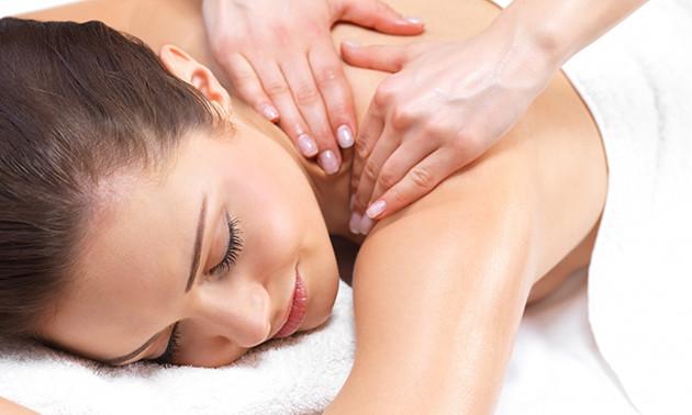 Aromaölmassage über 60 oder 90 Minuten