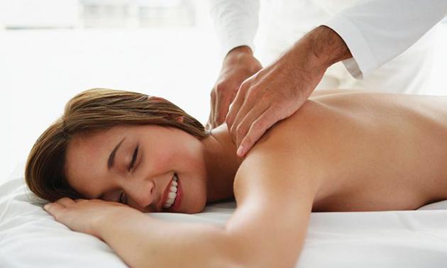 Massage naar keuze (60 of 90 min)