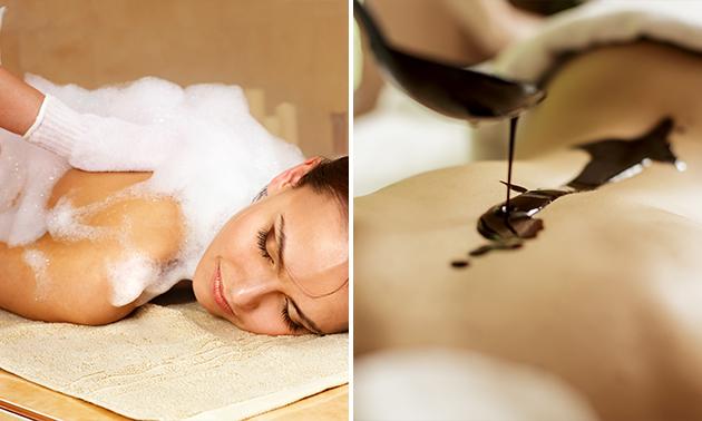 Massage (50 min) of hammambehandeling (60 min)