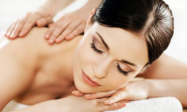 Massage + thermotherapie