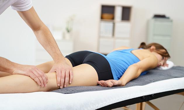 Sport- of ontspanningsmassage (60 min)
