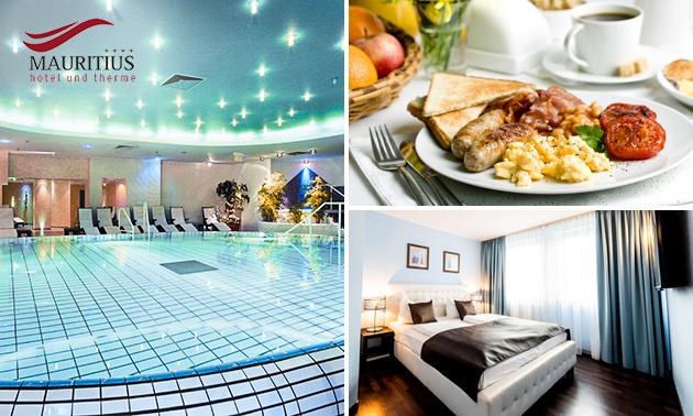 Übernachtung + Frühstück + Wellness für 2 in Köln