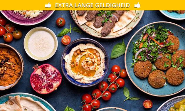 Afhalen: Noord-Afrikaans diner van Mechoui