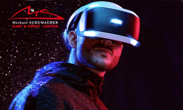 Virtual Reality Erlebnis für 1 bis 6 Personen