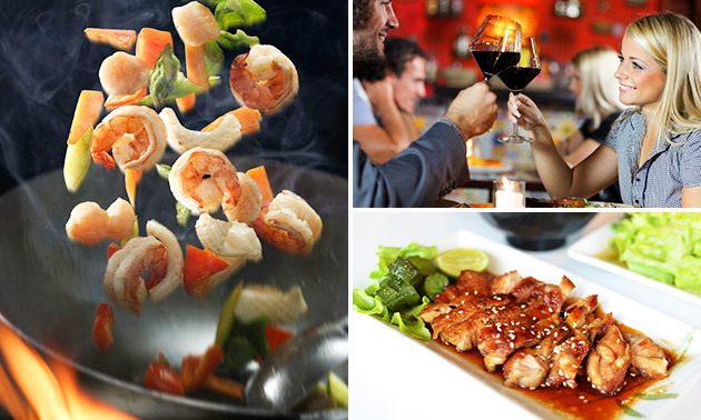 All-You-Can-Eat & Drink Aziatisch buffet (3 uur)