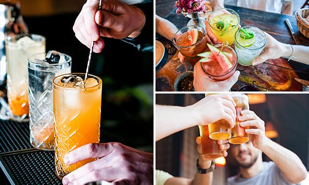 Cocktailkurs (2,5 Stunden)