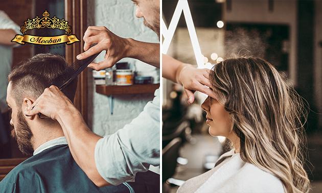 Friseurbehandlung für Herren oder Damen