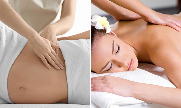 Massage naar keuze (45 of 60 min)