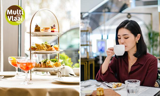 Thuisbezorgd of afhalen: high tea Vlaaienstore