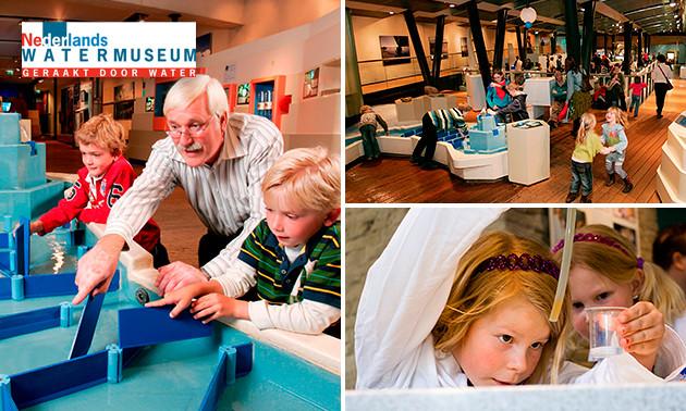 Entree Nederlands Watermuseum