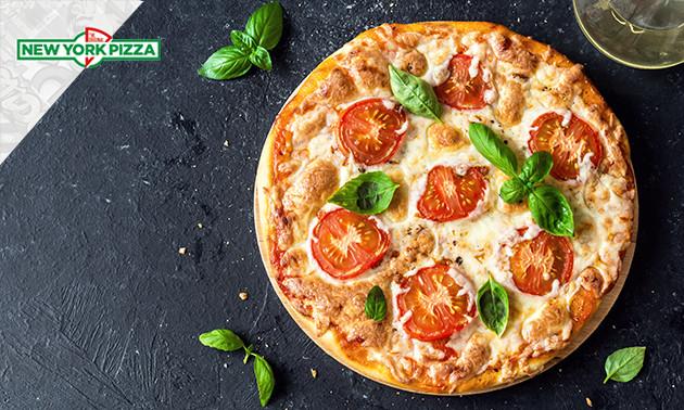 Afhalen: New York Pizza (28 keuzes)