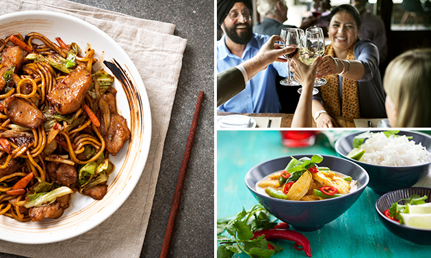 Vietnamesisches 2-Gänge-Menü