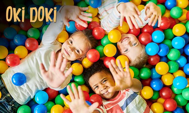 Eintritt Okidoki-Kinderland